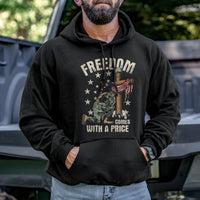 Load image into Gallery viewer, Freedom Comes with a Price Hoodie VIP