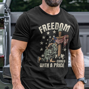 Freedom Comes with a Price T-Shirt VIP