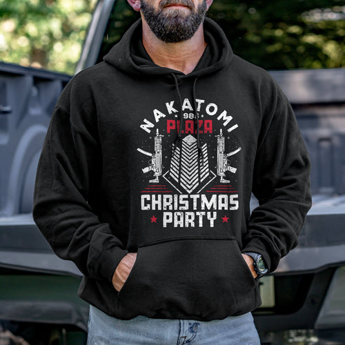Nakatomi Plaza Christmas Party Hoodie VIP