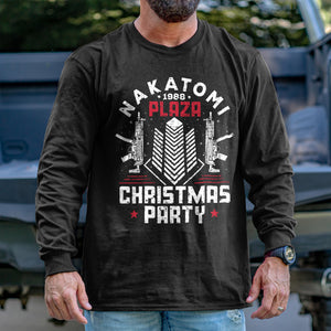 Nakatomi Plaza Christmas Party Long Sleeve