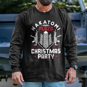 Nakatomi Plaza Christmas Party Long Sleeve VIP