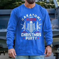 Load image into Gallery viewer, Nakatomi Plaza Christmas Party Long Sleeve