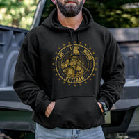 Load image into Gallery viewer, Live Lead Inspire Veteran Hoodie
