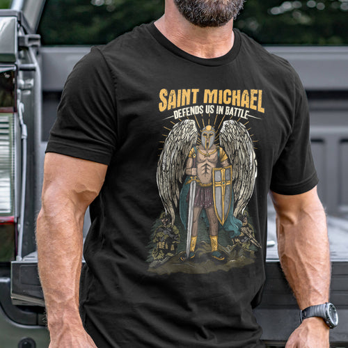 Saint Michael T-Shirt VIP