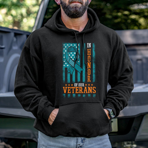 In Honor of our Veterans Hoodie