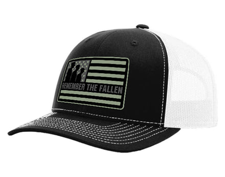 Load image into Gallery viewer, Remember the Fallen Premium Hat