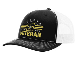 Army Veteran Premium Hat