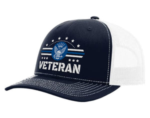 Navy Veteran Premium Hat