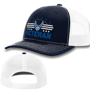 Air Force Veteran Premium Hat
