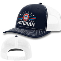 Load image into Gallery viewer, Coast Guard Veteran Premium Hat