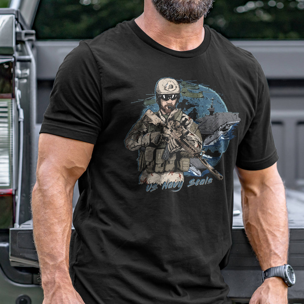 US Navy SEALs T-Shirt VIP