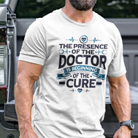 Load image into Gallery viewer, The Presence of the Doctor T-Shirt VIP