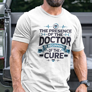 The Presence of the Doctor T-Shirt VIP