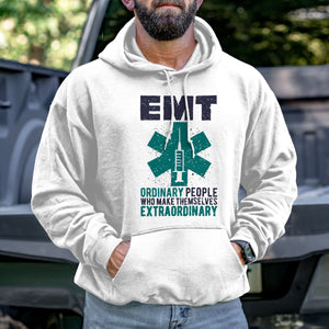 Ordinary People Who Make Themselves Extraordinary Hoodie