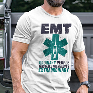Ordinary People Who Make Themselves Extraordinary T-Shirt VIP