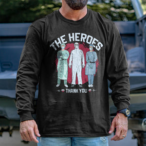 The Heroes - Thank You Long Sleeve VIP