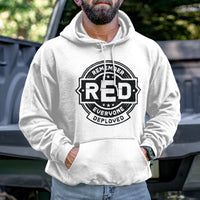 Load image into Gallery viewer, Remember Everyone Deployed Hoodie