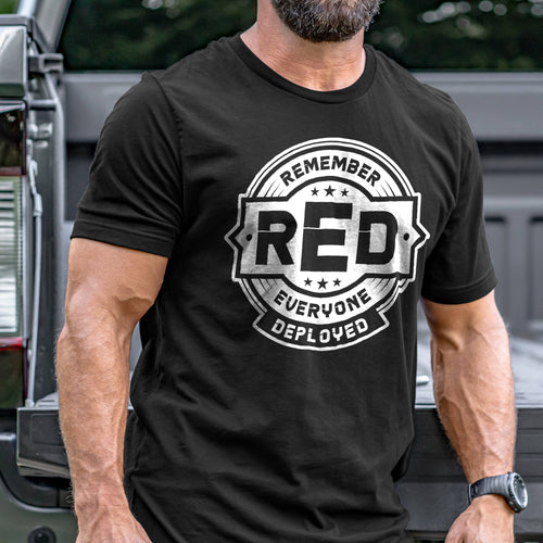 Remember Everyone Deployed T-Shirt VIP