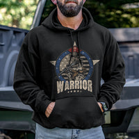 Load image into Gallery viewer, American Warrior Hoodie VIP