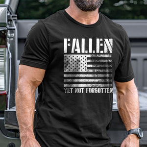 Fallen Yet Not Forgotten T-Shirt VIP