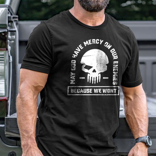 Mercy on our Enemies T-Shirt