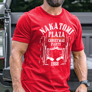 Nakatomi Plaza Christmas Party 1988 T-Shirt