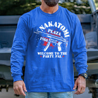 Load image into Gallery viewer, Nakatomi Plaza Welcome to the Party, Pal Long Sleeve