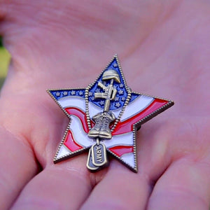 US Army Veteran Pin