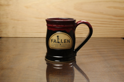 Fallen Yet Not Forgotten Beer Stein