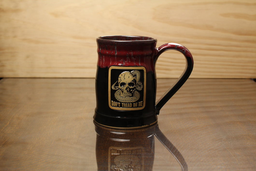 Don't Tread On Me Beer Stein