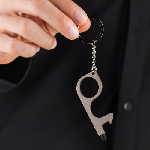 Touch Tool Keychain