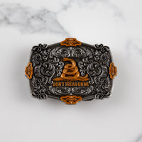 Load image into Gallery viewer, Don't Tread on Me Belt Buckle