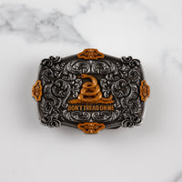 Load image into Gallery viewer, Don't Tread on Me Belt Buckle VIP