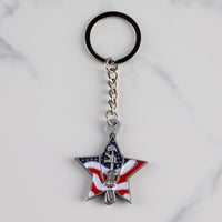 Load image into Gallery viewer, US Army Veteran Keychain VIP