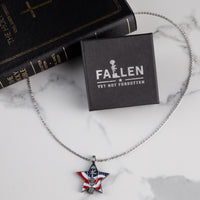 Load image into Gallery viewer, US Army Veteran Necklace