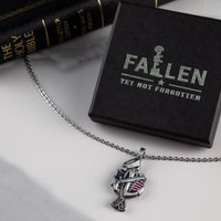 Load image into Gallery viewer, US Navy Veteran Necklace VIP