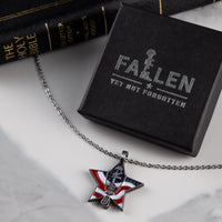 Load image into Gallery viewer, US Army Veteran Necklace VIP