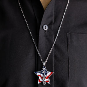 US Army Veteran Necklace