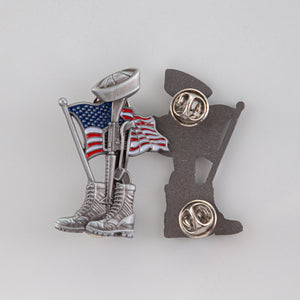 US Navy Fallen Sailor Pin VIP