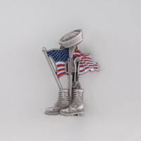 Load image into Gallery viewer, US Navy Fallen Sailor Pin VIP