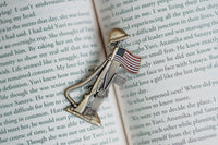 Load image into Gallery viewer, 75th D-Day Lapel Pin - Remember the Fallen VIP