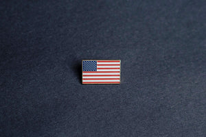75th D-Day Lapel Pin - American Flag VIP