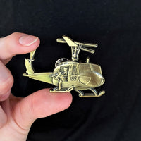 Load image into Gallery viewer, Huey Helicopter Pin