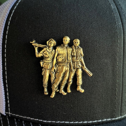 Load image into Gallery viewer, Vietnam Veteran Pin