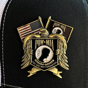 POW*MIA Memorial Pin
