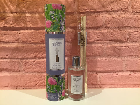THE SCENTED HOME LAVENDER&BERGAMOT