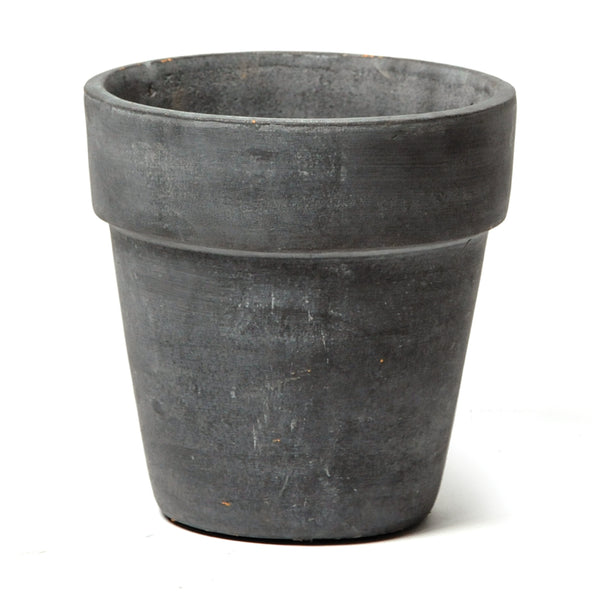 Ebbi Basic Pot Anthracite D15H15