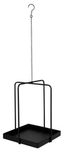Eton Hanging Display Square Black W35H108