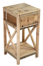 Raf 1 Drawer Table W29H60