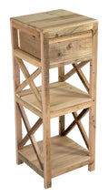 Raf 1 Drawer Table W29H80